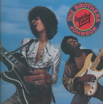 LOOK OUT FOR NUMBER 1 BY BROTHERS JOHNSON (CD)