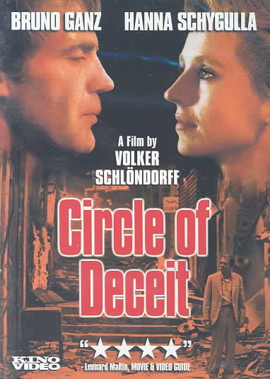 CIRCLE OF DECEIT BY GANZ,BRUNO (DVD)